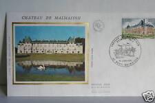 ENVELOPPE PREMIER JOUR SOIE - CHATEAU MALMAISON 1976