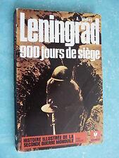 FRONT DE L EST - LENINGRAD - 900 JOURS DE SIEGE