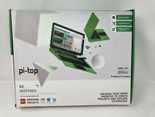 """New listing Pi-top 14"""" Modular Laptop Notebook Dyi Inventor's Kit powered by Raspberry Pi"""