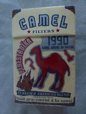 Paquet de cigarette vide Camel  très rare