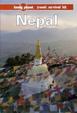 Lonely Planet Nepal: A Travel Survival Kit (3rd ed)