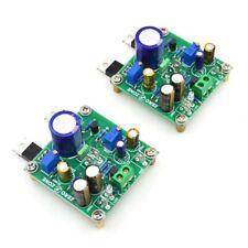 Coppia Amplificatore audio mono canale con TIP41C 5W pura classe A