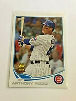 2013 Topps Baseball Base Card #44 - Anthony Rizzo - Chicago Cubs