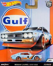 1:64 Hot Wheels Nissan Laurel 2000 SGX, Car Culture, Neu,OVP
