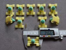 10X ZIERLEISTEN KLAMMER CLIPS BMW E38 E39 Opel Zafira A Multipla 51138166675