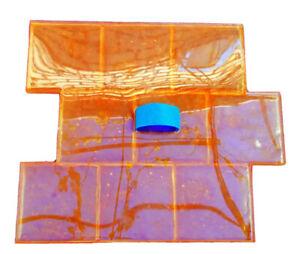 3D Cobblestone Pattern Decorative Concrete Cement Imprint Mat Stamp  9 stones