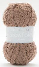 Sirdar Snowflake Chunky Soft Fleece Fluffy Knitting Wool Yarn 25g Teddy 0634