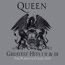 QUEEN - THE PLATINUM COLLECTION (2011 REMASTERED) 3 CD NEW+