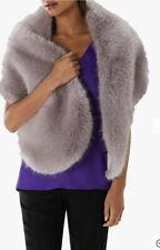 Coast Macie Faux Fur Scarf/shrug
