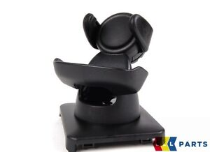 NEW OEM MINI R60 R61 IPHONE IPOD HOLDER UNIVERSAL SUPPORT CENTER TRAIL 9809220
