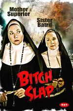 BITCH SLAP Movie POSTER 27x40 D Julia Voth Erin Cummings America Olivo Michael