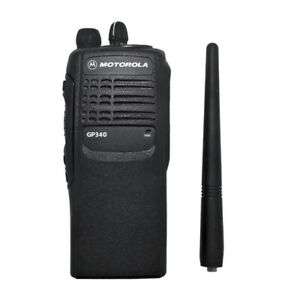2 , two way radio Motorola GP328