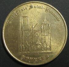 MONNAIE DE PARIS - CATHEDRALE SAINT ETIENNE - BOURGES - 1998