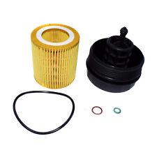 Oil Filter + Housing Cover Cap For BMW 320i 428i 528i 535i 640i M3 M4 X3 X4 X5