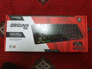 HyperX Alloy Origins 60% HKBO1S-RB-US/G BRAND NEW