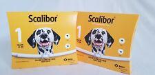 2 boxes Scalibor Dog Collar 6months 65cm kill prevent Fleas Ticks Protector Band