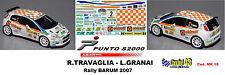 Fiat Punto S2000 -  TRAVAGLIA  -  Rally BARUM   2007