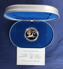 """1997 Canada Silver Proof $20 """"Canadair F-86 Sabre"""" in Case with COA   (AA6/19)"""
