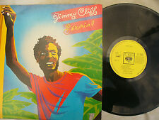 JIMMY CLIFF LP SPECIAL mega rare cbs al 38099 NIGERIA issue