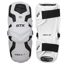 """Stx Cell 4 Arm Guards """"White"""" (Agc4) Size- Extra Large"""