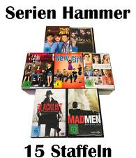 15 Serien Staffeln zum Hammerpreis aus allen Genres - Konvolut, Sammlung, Bundle