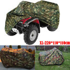XL Camo ATV Quad Cover Fit For Yamaha Grizzly 125 300 350 450 550 600 660 700