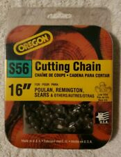 "New Chainsaw Saw Chain S56 OREGON 16"" Replacement Fits Many Brands"