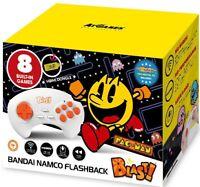 Bandai Namco Flashback Blast Pac-Man Retro Gaming 8 classic games