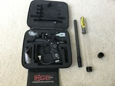 Planet Eclipse Ego 10 Paintball Marker Gun w Ego Case- Manual /Accessories