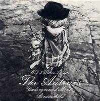The Auteurs CD Single Underground Movies / Brainchild - Promo - France (EX/M)