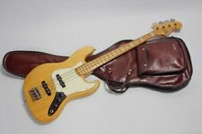 ** GRECO Jazz Bass JB 600 Natural-Japon vintage **