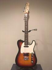 1990 Fender Telecaster Plus Guitar Sunburst All Original w/Fender Case-Lace PU's