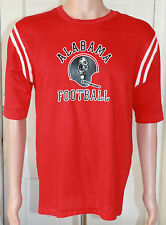 Rare Vintage Alabama Football Crimson Tide T-Shirt Xl Red National Champions