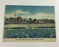 VINTAGE 1930s Mini Photographs Souvenir Pictures Savannah GA De Soto Beach Hotel