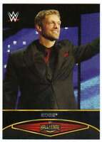 2015 Topps WWE Road to Wrestlemania Hall of Fame #29 Edge