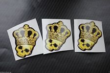X3 Crown stickers from CSGO in real life MLG Counter Strike CS ESL CS:GO Gaming