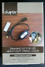 Chapter Remote Control Dimming Kit For LED Heavy-Duty String Lights