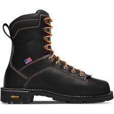 Danner Quarry boots laarzen werkschoenen zwart Maat 43 Aluminium neus Gore Tex