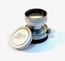 Leica 50mm Summitar f2 #626553