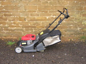 "HONDA HRX426QX 17"" SELF PROPELLED ROLLER LAWN MOWER"