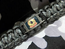 """Marine Light Attack Helicopter Squadron HMLA-267 """"STINGERS"""" Paracord Key Fob"""