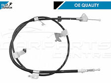 FOR TOYOTA AURIS REAR LEFT NEAR SIDE HAND BRAKE CABLE 2007- UK MODELS ONLY