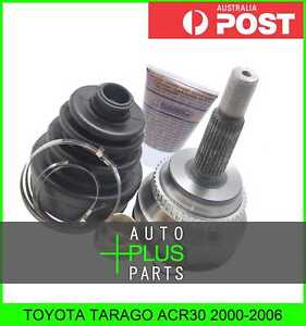 Fits TOYOTA TARAGO ACR30 Outer Cv Joint 27X63.3X26