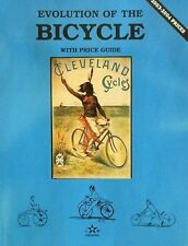 LIVRE NEUF : EVOLUTION OF THE BICYCLE/BICYCLETTE/VÉLO/FIETS VINTAGE V.1