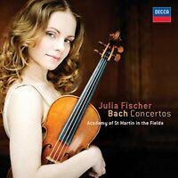 Julia Fischer - Bach, J.S.: Violin Concertos [CD]