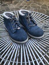 Womens/ladies Soft Blue Timberland Boots Size UK 4.5