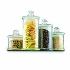 Sensational Ball Glass Kitchen Canister Sets For Sale Ebay Home Interior And Landscaping Ologienasavecom