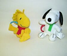 Wendy's Premium Toy Key Ring Snoopy and Woodstock