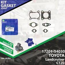 Gasket Kit Joint Turbo TOYOTA Landcruiser 17201-54030 1720154030 CT20 Melett-063