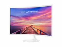 "NEW Samsung 32"" Curved Full HD Super-Slim Immersive LED Gaming Monitor"